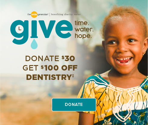 Donate $30, Get $100 Off Dentistry - Main Street Dental Group
